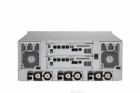 S Solutions SRD4F24S16Q/R16Q 4U 24-bay 4/8 ports 16G FC Single/Dual Controller企業級4U 24-bay 16G光纖單雙控磁
