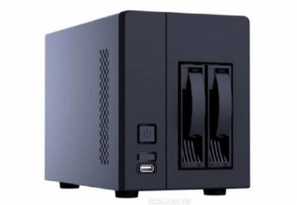 S Solutions ST2 Pro Tower 2-bay NAS+iSCSI 中小企業、家用、SOHO 2-bay網路儲存系統