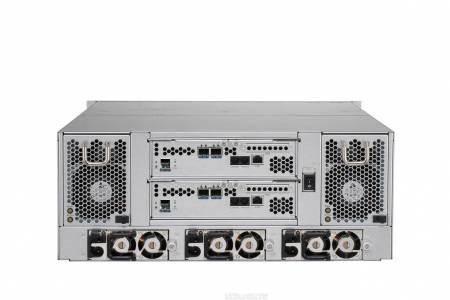 S Solutions SRD4F24S16/R16 4U 24-bay 2/4 ports 16G FC Single/Dual Controller企業級4U 24-bay 16G光纖單雙控磁碟陣