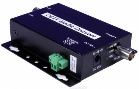 CCTV及Ethernet Media Convert
