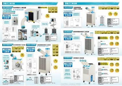 移動式工業空調
